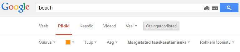 google-pildiotsing